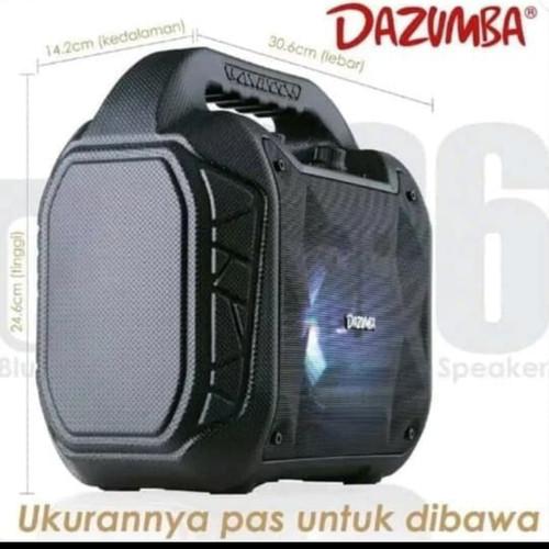 Foto Produk speaker dazumba dw086 - Putih dari PenguinComputer
