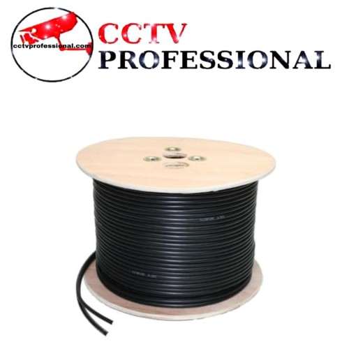 Foto Produk Kabel cctv RG6 plus power permeter SUPER ekonomis dari cctv professional