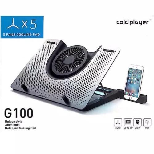 Foto Produk Coldplayer Cooler Notebook G100 dari GamingStore Computer