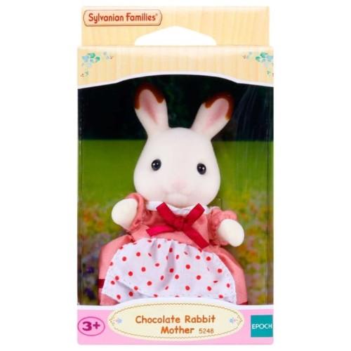 Foto Produk Sylvanian Families Single Figure Chocolate Rabbit Mother dari Sylvanian Families