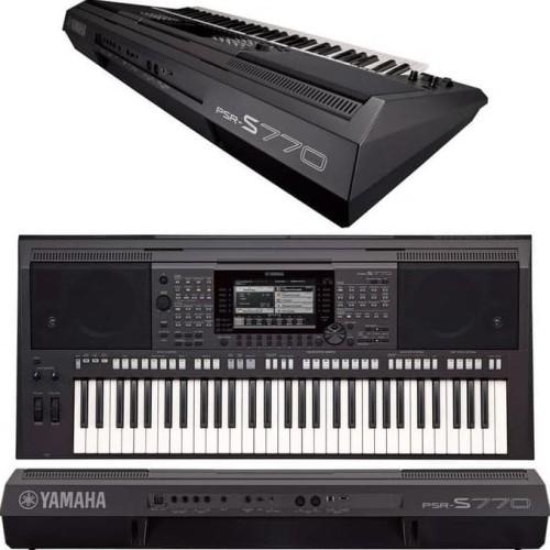 Foto Produk Billy Musik - Keyboard Yamaha Psr S770 S-770 S 770 dari tokogading