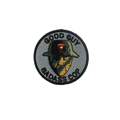 Foto Produk MOLAY GOODGUY BADASS COP Patch - JUNGLE WARRIOR dari Molay