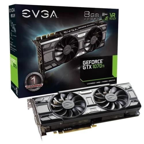 Foto Produk VGA EVGA GeForce GTX 1070 Ti 8GB SC GAMING LIMITED EDITION dari thelma tech