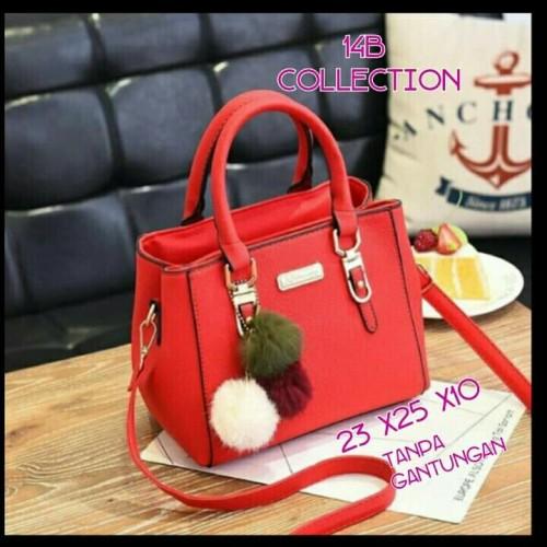 Foto Produk Tas Handbag Wanita Tas Selempang Wanita Elizabeth Tas Kerja Wanita dari SUPERSTORE1