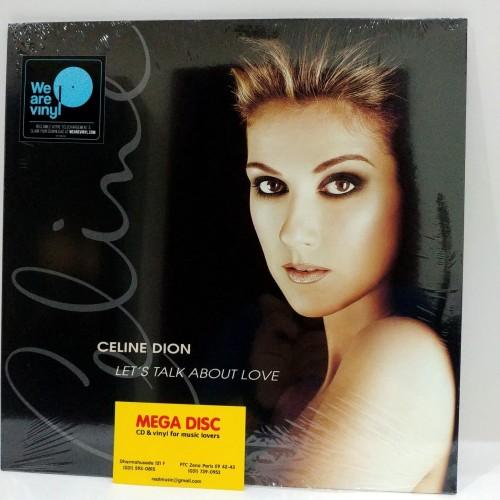 Foto Produk LP Celine Dion - Let's Talk About Love 2LP Vinyl Best Seller dari Mega Disc
