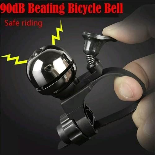 Foto Produk RockBros Bicycle Bell Quick Release Copper - Bel Sepeda Terbaru dari Lapak Grosir Briyan ASC