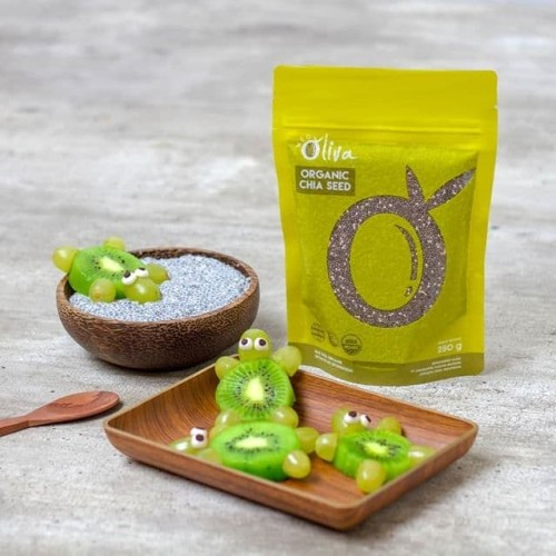Foto Produk Neo Oliva Organic Chia Seed 250gr dari Neo Oliva Shop
