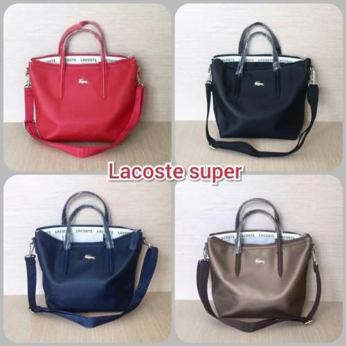 Foto Produk Tas wanita Tas Batam tas lacoste super 30x25 dari SMStore23