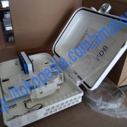 Foto Produk Fiber Distribution Box / DP Optik / ODP SC 16 Core dari AMAKOM MEDIA KOMUNIKA