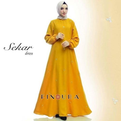 Foto Produk Sekar Dress by Finoura dari finoura