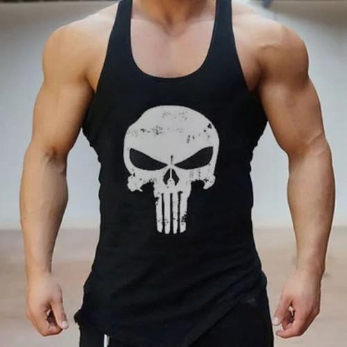Foto Produk Singlet gym fitness kaos tanktop pria cowok dari Bolapedia