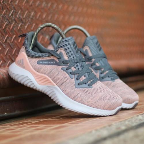 Foto Produk Sepatu Adidas Alphabounce Beyond Sneakers terbaru sports running dari Side Sport