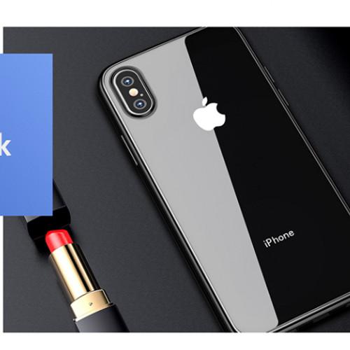 Foto Produk Original Benks iPhone XS Max TPU Electroplating Case - Black dari Toko818 Accessories