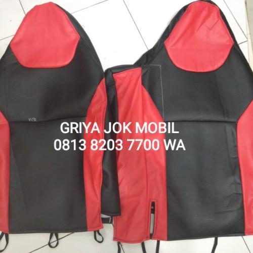 Foto Produk Sarung Jok Mobil Datsun Go Plus 3 Baris dari GRIYA JOK MOBIL