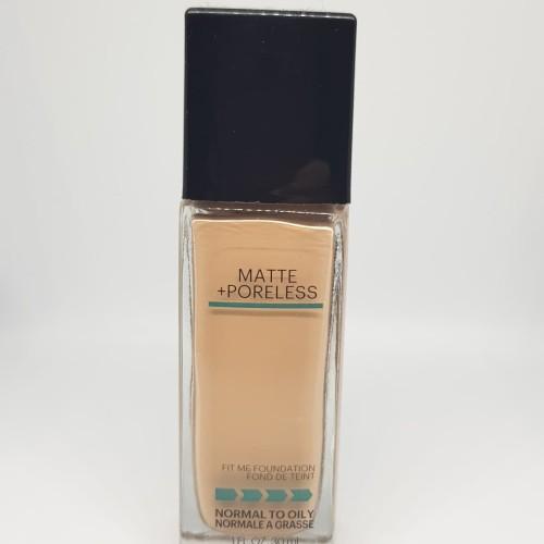 Foto Produk Maybelline Fit Me Foundation (shade 120) dari Honey Clothing