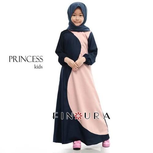 Foto Produk Princess Kids by Finoura (Navy) dari finoura