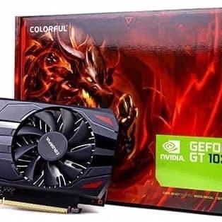 Foto Produk Vga colorful GeForce gt1030 2gb ddr5 dari Natasha sip sip