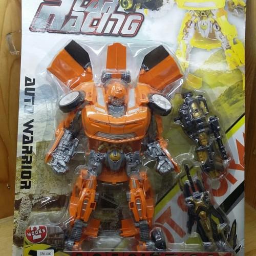 Foto Produk Mainan Robot Storm 2 in 1 (Robot Menjadi Mobil) dari Suplier Mainan