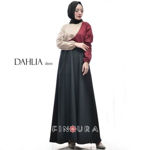 Foto Produk Dahlia Dress by Finoura dari finoura