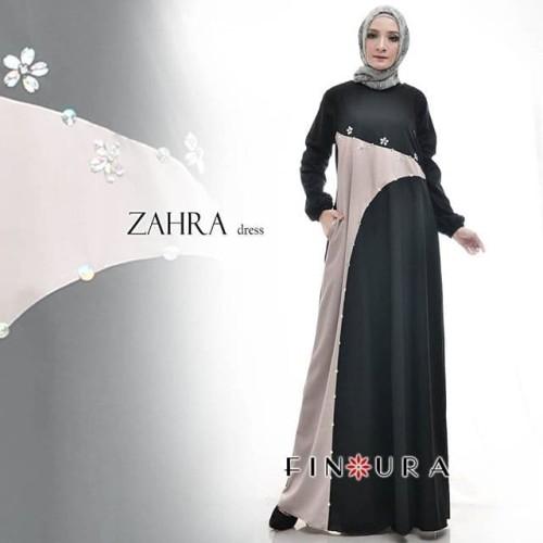 Foto Produk Zahra Dress by Finoura dari finoura