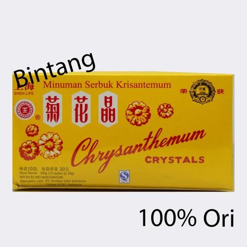 Foto Produk Chrysanthemum crystal dari bintang888