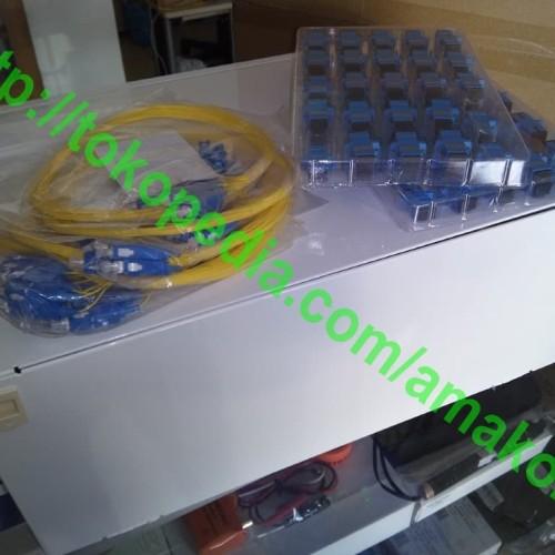 Foto Produk OTB Rack 96 Core SC, Lengkap dari AMAKOM MEDIA KOMUNIKA