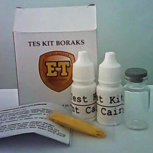 Foto Produk Test Kit B0R@X - Tes Uji Cepat Bleng - Teskit / Testkit ET dari Wak Sunar