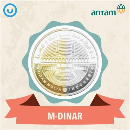 Foto Produk UD - Koin Dinar Emas Reserve Fisik di M-Dinar GD - Terima Buyback dari Usahadinar