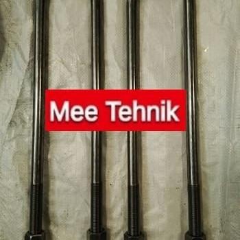 Foto Produk U Bolt Pegas Per 3/4 X 16 X 2 3/4L dari Mee Online Order