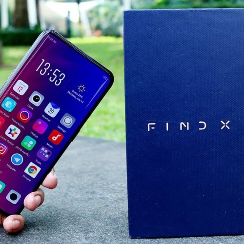 Foto Produk OPPO FIND X dari PURICELL STORE