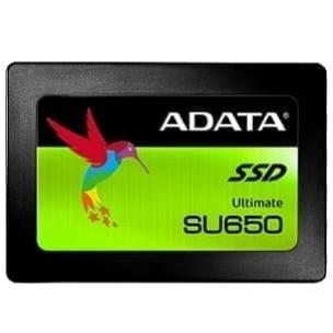 """Foto Produk Adata SSD SU650 Ultimate 240GB 2.5"""" SATA III dari Yoestore"""