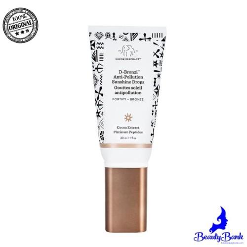 Foto Produk DRUNK ELEPHANT D-Bronzi™ Anti-Pollution Sunshine Drops 30ml dari BeautyBank