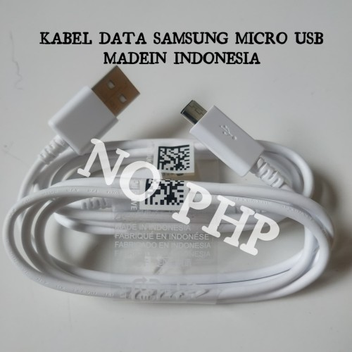 Foto Produk KABEL DATA SAMSUNG J3 J5 J7 PRO ORIGINAL 100% MADEIN INDONESIA dari NO PHP