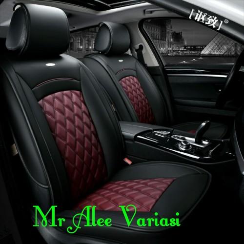 Foto Produk Sarung jok mobil xpander sport xpander exceed xpander Ultimate avanza dari MR. ALEEVARIASI