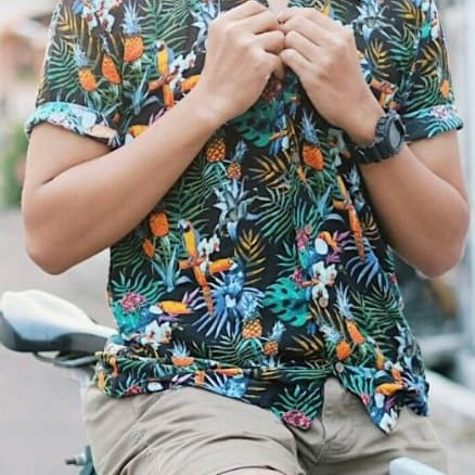 Jual Baju Tropical