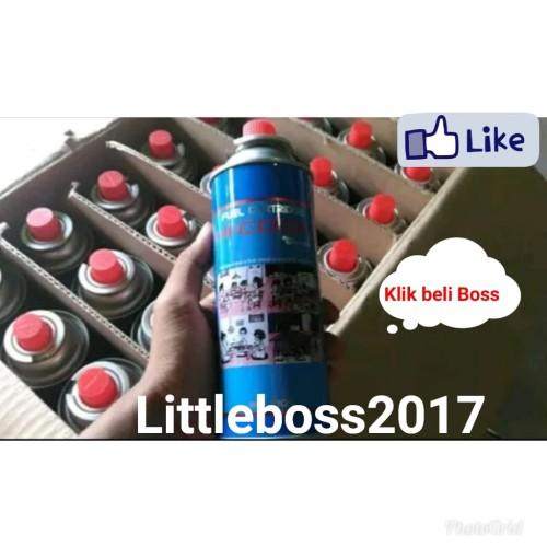 Foto Produk GAS HI-COOK / TABUNG GAS MINI dari Littleboss2017
