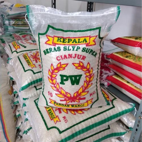 Foto Produk Beras Wangi Cap PW 10 KG dari bandar beras bandung