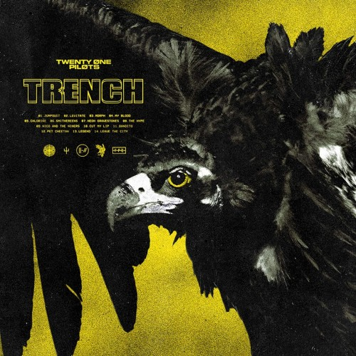 Foto Produk CD Twenty One Pilots - Trench dari Creative Disc
