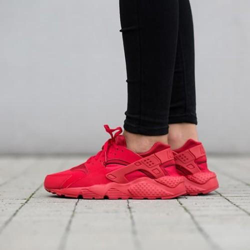 Nike Huarache Run Gs Red