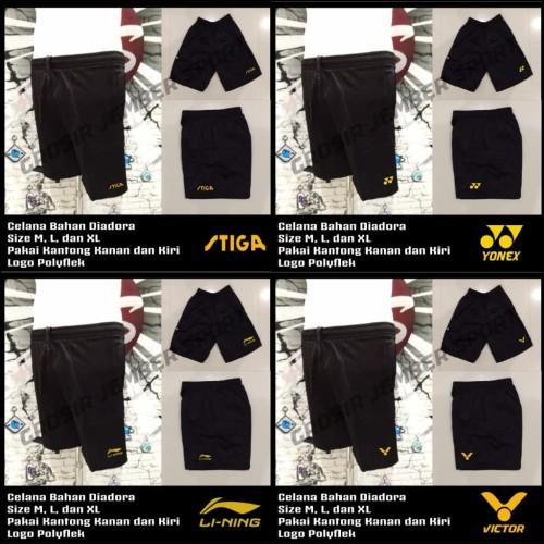 Foto Produk Celana badminton-celana tenis meja dari grosir jember sport