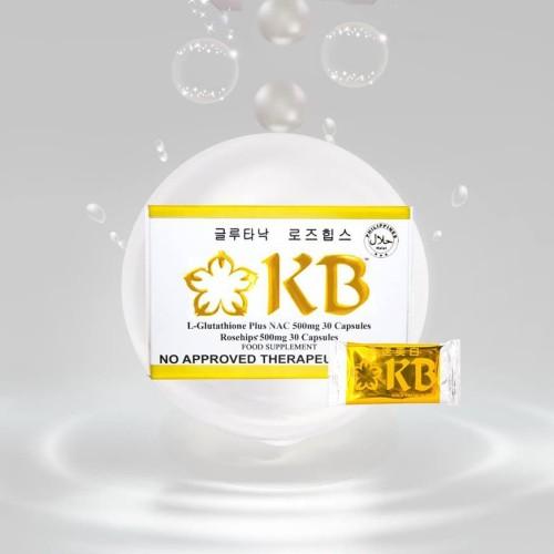 Foto Produk Kyusoku Bihaku Whitening Pils Free 1 Sample Soap 12gr dari DOLzBeauty