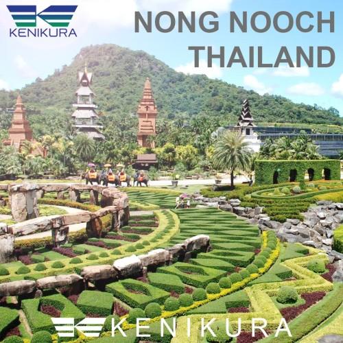 Foto Produk tiket + show Nong Nooch Tropical Garden Pattaya Thailand Ticket Pataya dari Kenikura Tour