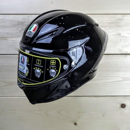 Foto Produk AGV Corsa R Black Gloss dari RC Motogarage