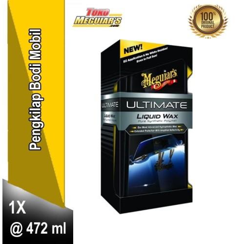 Foto Produk Meguiars - Meguiar's Ultimate Wax-Liquid G18216 - pengkilap mobil dari Meguiars