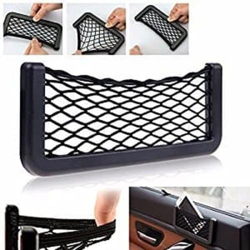 Foto Produk Kantong Jaring Mobil Car Net Organizer Pockets Bag CARS Aksesoris Bags dari BEST SHOP GROSIR