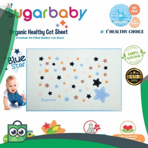 Foto Produk Perlak Bayi Sugar Baby (Perlak Karet Waterproof Bayi untuk ompol) dari Anggis Shop.ID