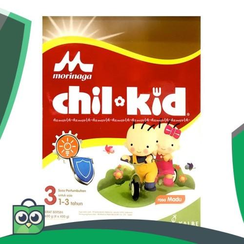 Foto Produk Morinaga Chil Kid(chilkid) 3 reguler 1600gr / RAJAMARKET dari Anggis Shop.ID