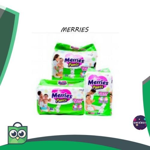 Foto Produk MERRIES PANTS S26/M34/L30/XL26 dari Anggis Shop.ID