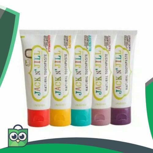 Foto Produk Jack n Jill Toothpaste / odol pasta gigi anak dari Anggis Shop.ID