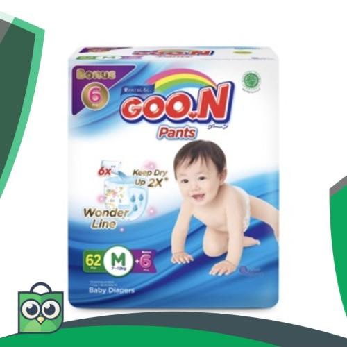 Foto Produk Goon Pants M62 /L50/ XL44 /XXL36 Bonus Isi dari Anggis Shop.ID